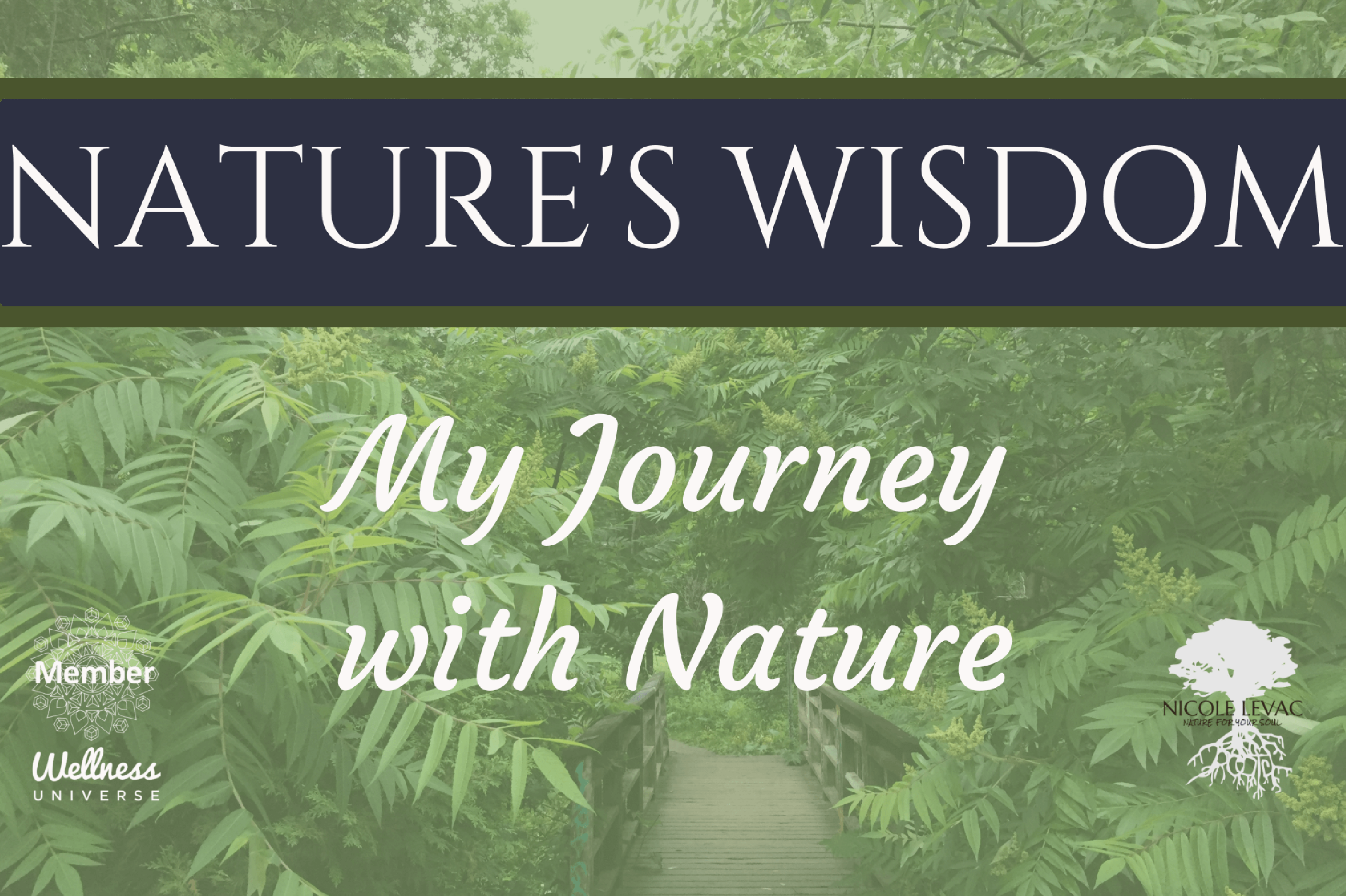 Nature's Wisdom: My Journey with Nature
